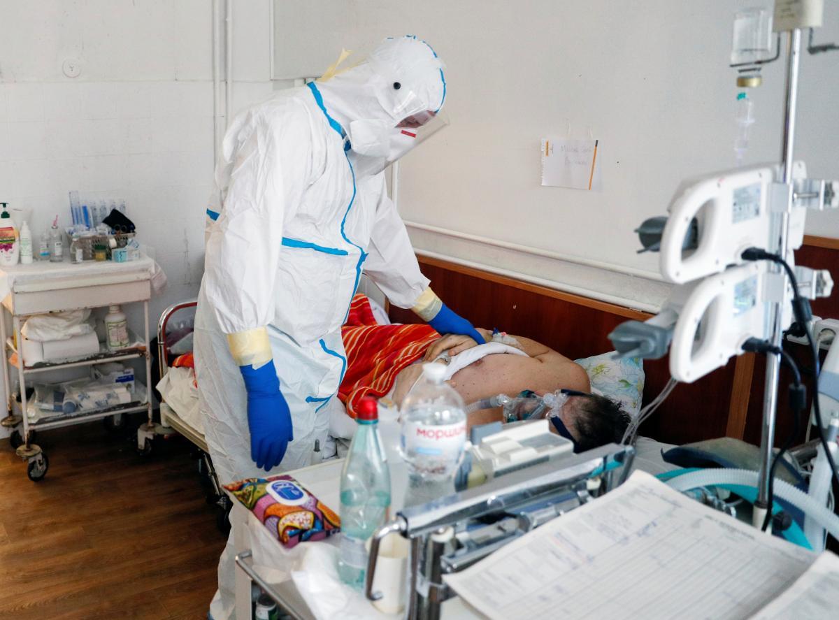 Обнаруженный в Украине 'британский' штамм коронавируса намного смертоноснее прочих - Радуцкий