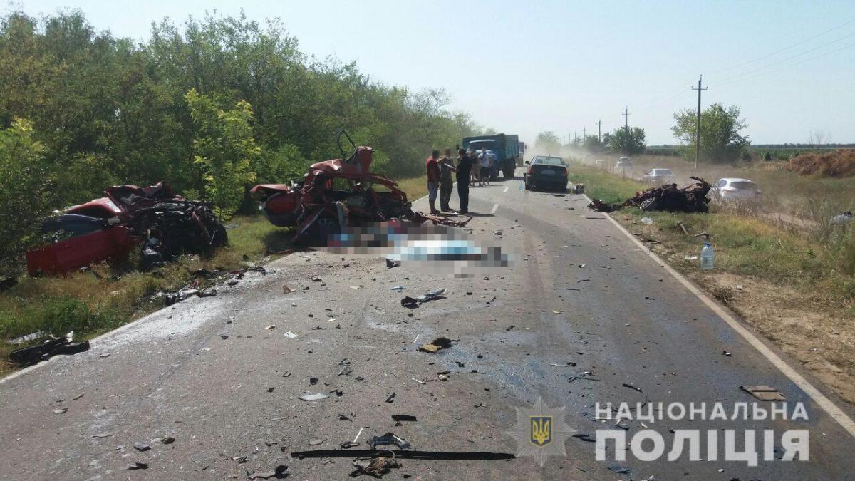 Суд огласил приговор виновнику жуткого ДТП под Одессой с девятью погибшими