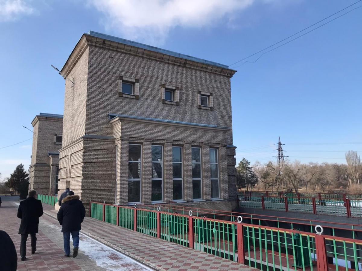 Украина достроит дамбу на границе с Крымом, чтобы исключить попадание воды на оккупированный полуостров