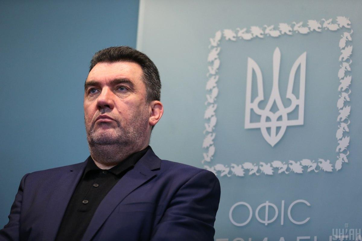 Данилов: ответ Путина на санкции против Медведчука украинцев не испугает