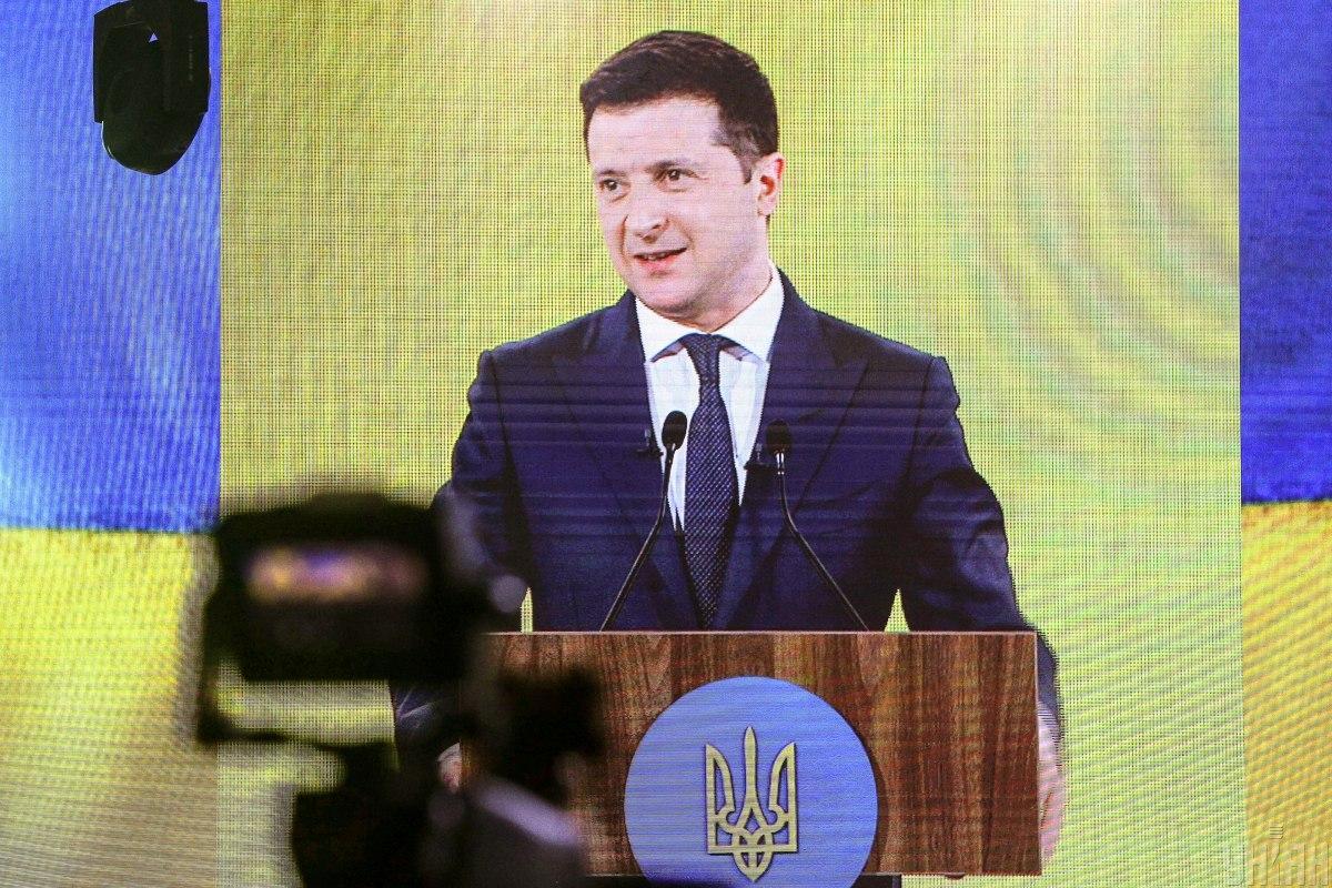 Зеленский анонсирует введение в Украине экономического паспорта