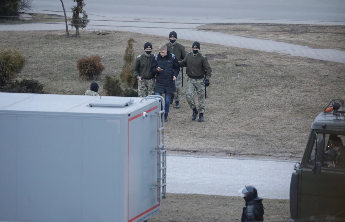 В ЕС раскритиковали Беларусь за репрессии против мирного населения