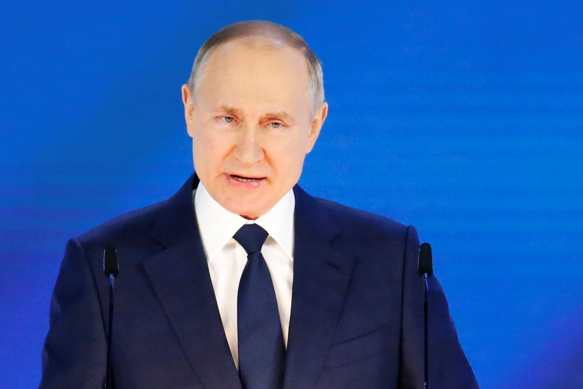'Зубы выбьем всем': Путина поймали на фейке о 'желании' Запада отобрать Сибирь у России