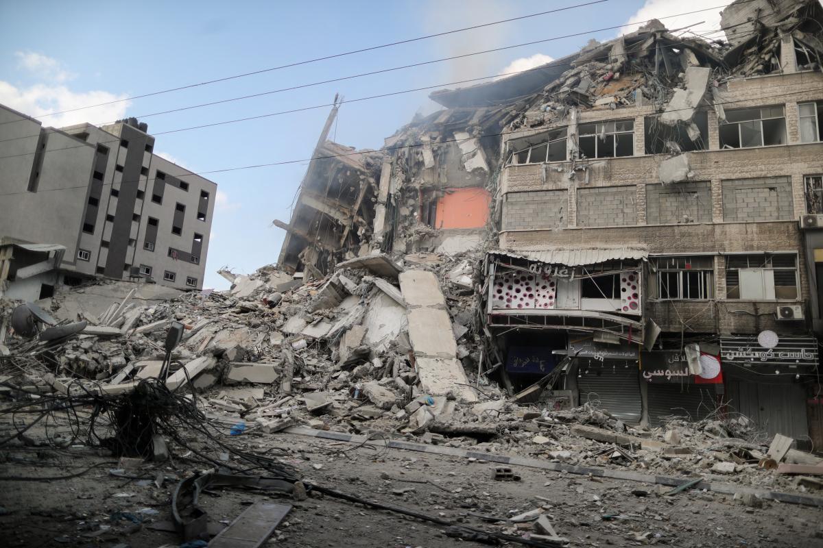 Уже около 140 украинцев хотят покинуть сектор Газа - МИД