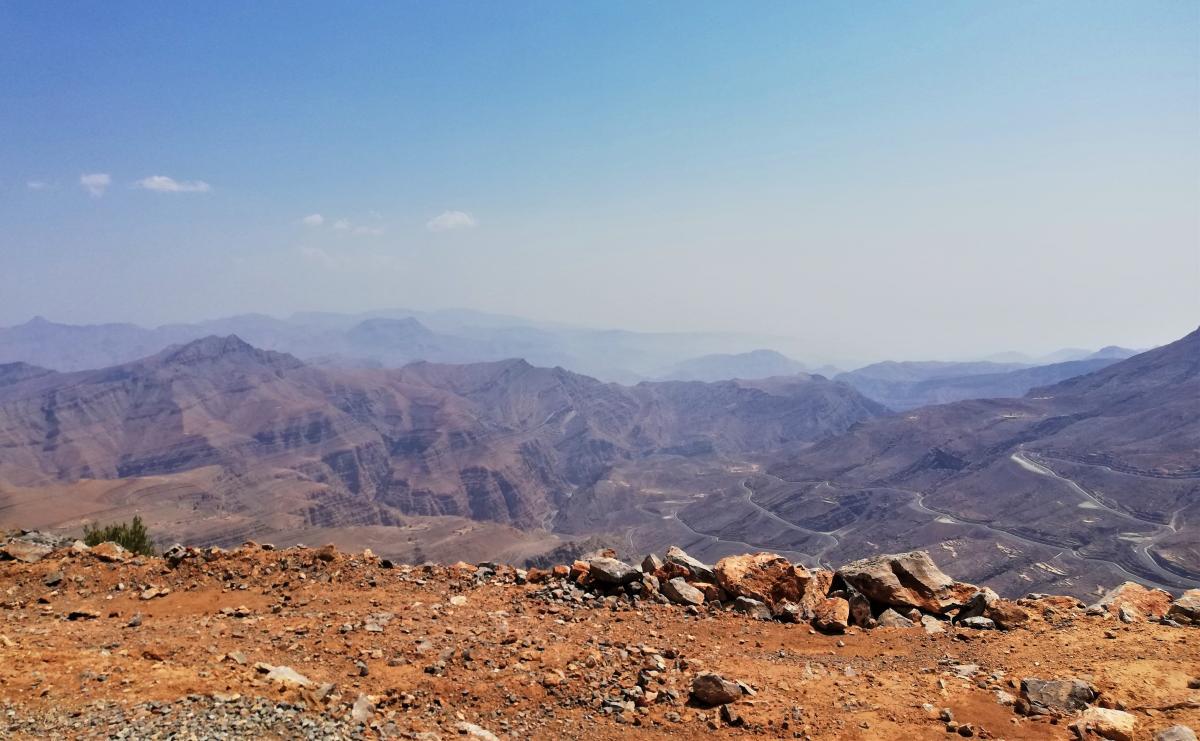 Неизведанные Эмираты: величие и спокойствие Рас-эль-Хаймы