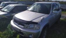 Автомобиль-двойник, угнанный из Киргизии, обнаружили в Кузбассе