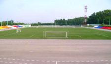 Воспитанники кемеровского детдома сыграли в футбол с кузбасскими олимпийцами