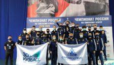 Кузбасские бойцы стали победителями чемпионата России по тайскому боксу