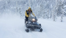 Новые правила для снегоходов