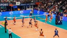 «Кузбасс» в «Финале шести»: волейболисты выигрывают перенесенный тур «регулярки»