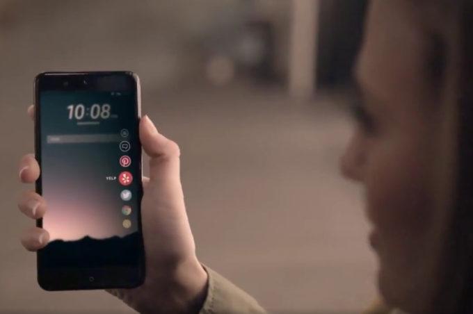 Новые подробности про HTC U