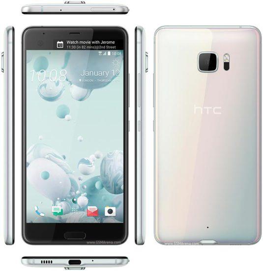 HTC U Ultra доступен для предзаказа в США