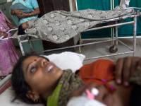 В Индии жертвами взрыва стали не менее восьми человек