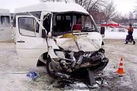 Под Самарой 10 человек погибли в ДТП с участием автобуса
