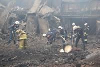 В Сыктывкаре 5 человек стали жертвами пожара