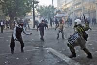 В Испании продолжаются протесты: задержаны 14 человек