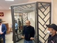 Суд арестовал бывшего главу «Открытой России»