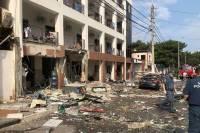 В Геленджике при взрыве в гостинице погибли два человека