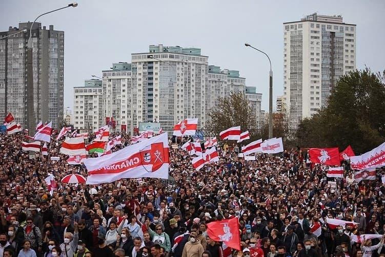 Протесты в Беларуси: ситуация на 5 декабря