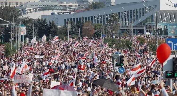 Протесты в Беларуси: ситуация на 9 декабря