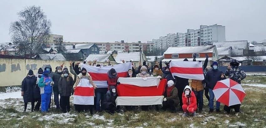 Протесты в Беларуси: ситуация на 14 декабря