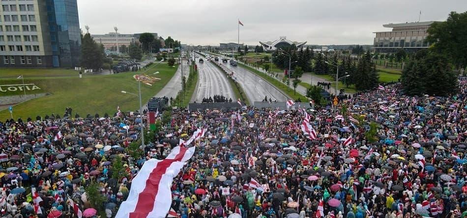 Протесты в Беларуси: ситуация на 18 декабря