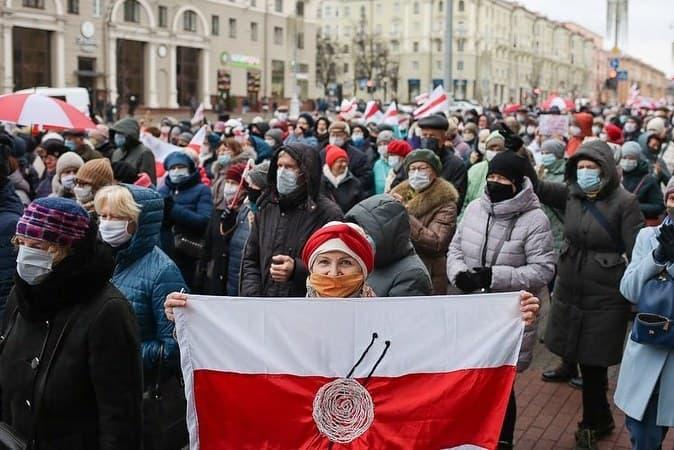 Протесты в Беларуси: ситуация на 20 декабря