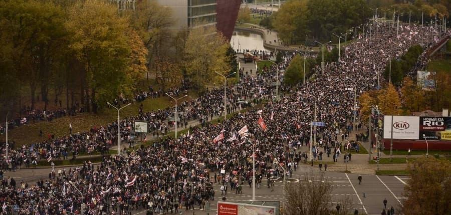 Протесты в Беларуси: ситуация на 25 декабря
