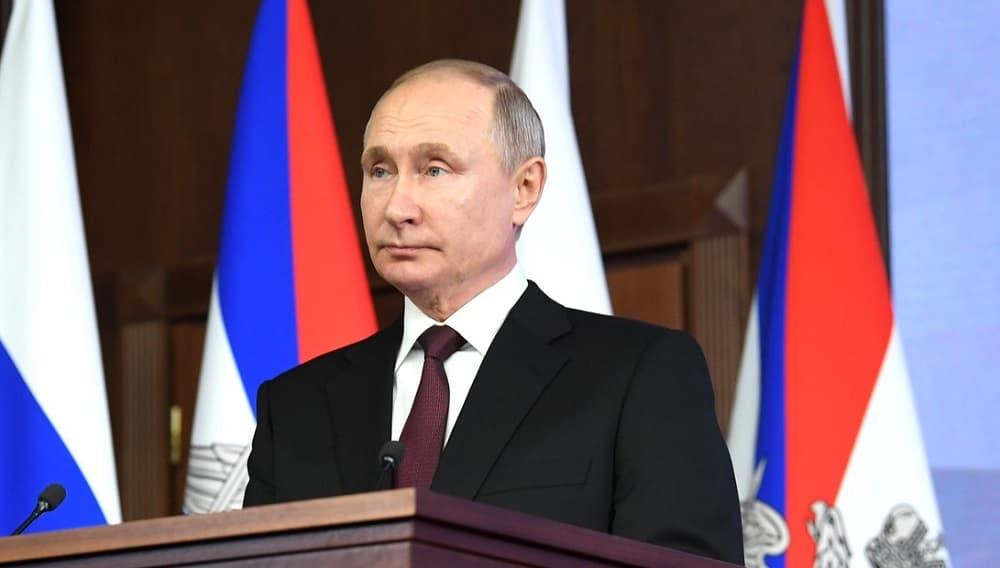 Путин рассказал о планах после ухода с поста президента