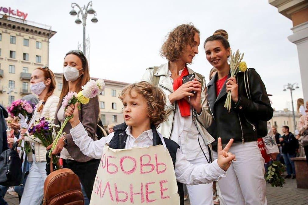 Протесты в Беларуси: ситуация на 31 января
