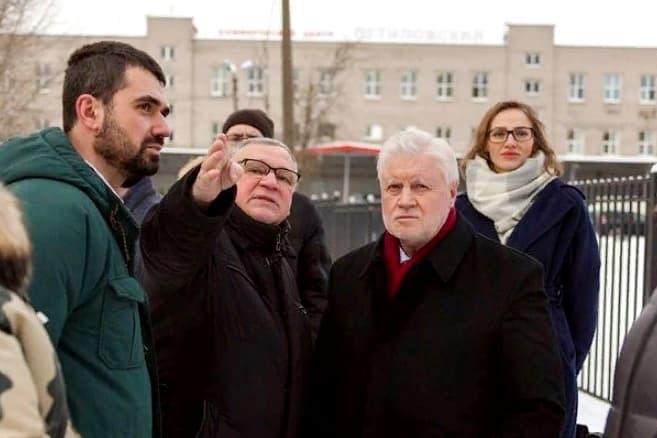 В Думе хотят снизить пенсионный возраст и упразднить ПФР