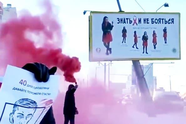 Протесты в Беларуси: ситуация на 7 февраля