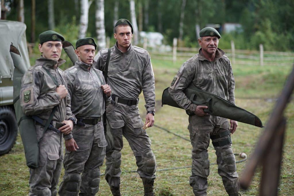 Масса сложностей: актеры, роли и съемки сериала «Заповедный спецназ»