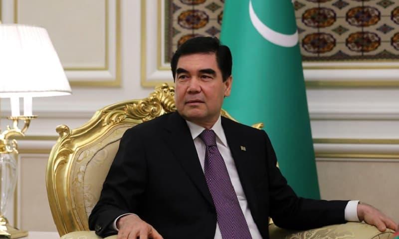 Президент Туркменистана написал новую песню