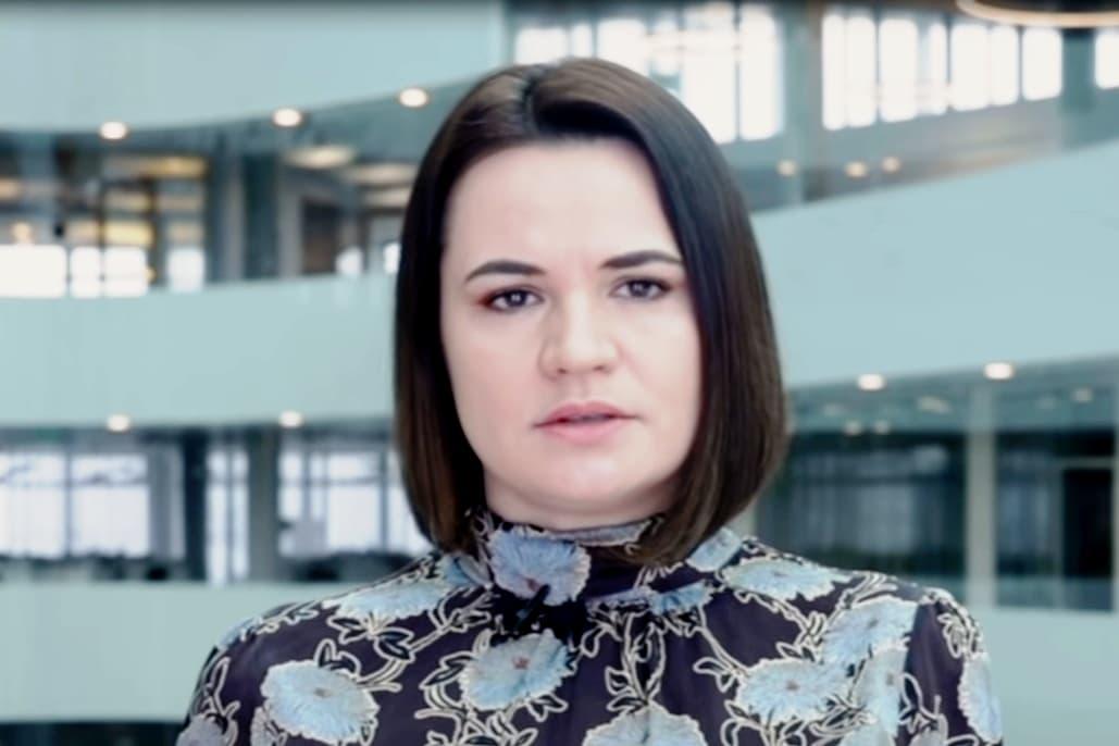 Тихановская отказалась бороться за пост президента