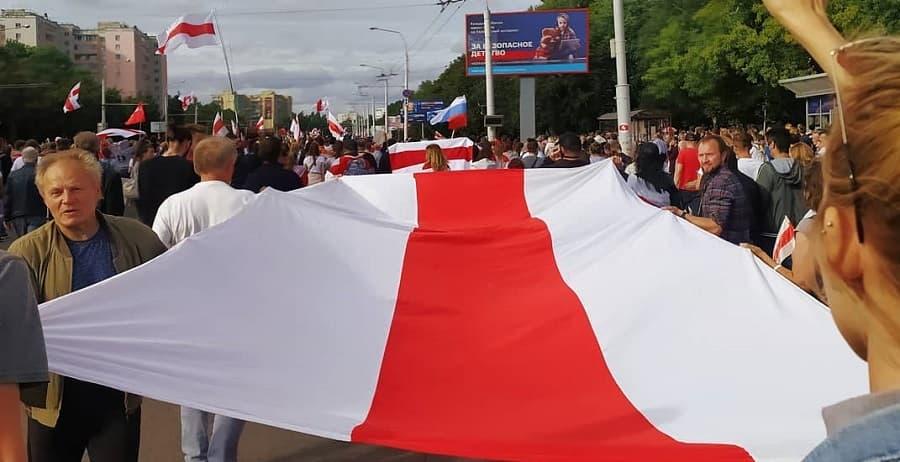 Протесты в Беларуси: как живет страна почти год спустя