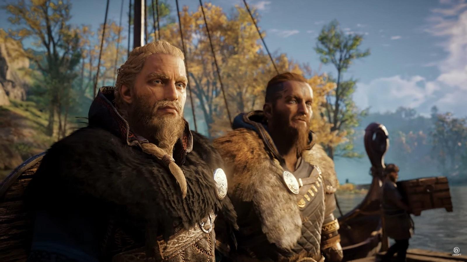 С новым патчем в Assassin's Creed Valhalla появится выбор между качеством изображения и производительностью