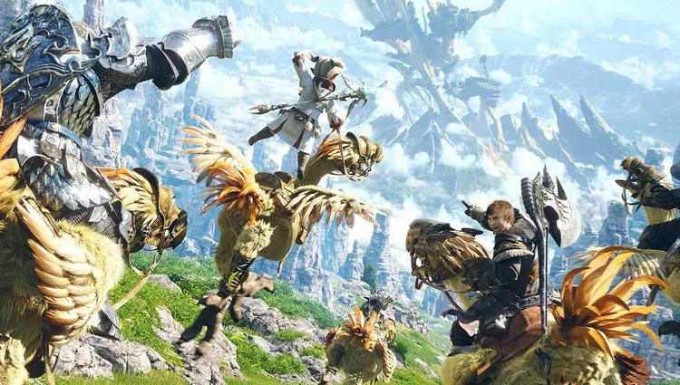 6 февраля Square Enix расскажет нечто интересное о Final Fantasy XIV