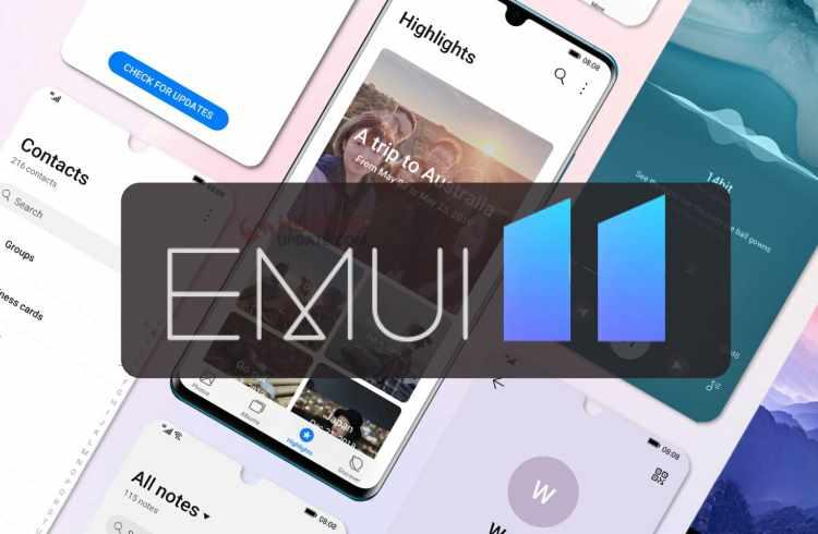 Huawei начала распространение стабильной версии EMUI 11 за пределами Китая