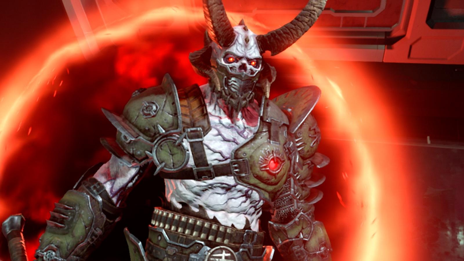 Bethesda раскрыла дату выхода, особенности и бонусы за предзаказ Switch-версии DOOM Eternal