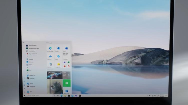 Microsoft проводит тестирование следующего крупного обновления Windows 10