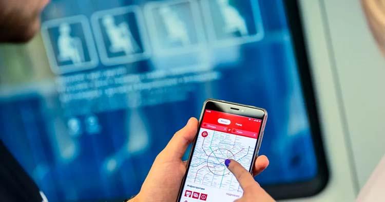 В следующем году в московском метро заработает система оплаты проезда «по лицу» (Face ID)