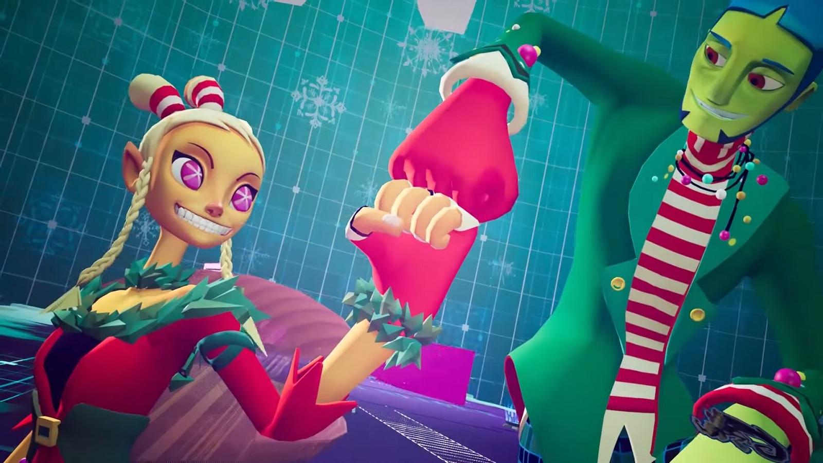 No Straight Roads пополнится рождественским контентом до конца недели, но не везде