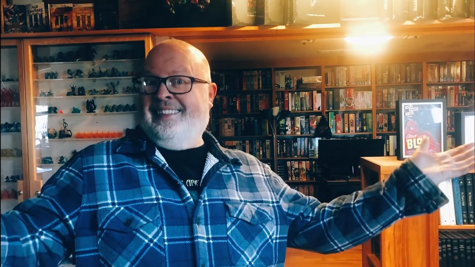 Видео: дизайнер уровней Doom 2 спрятал на одной из карт в игре свой дом и родительский