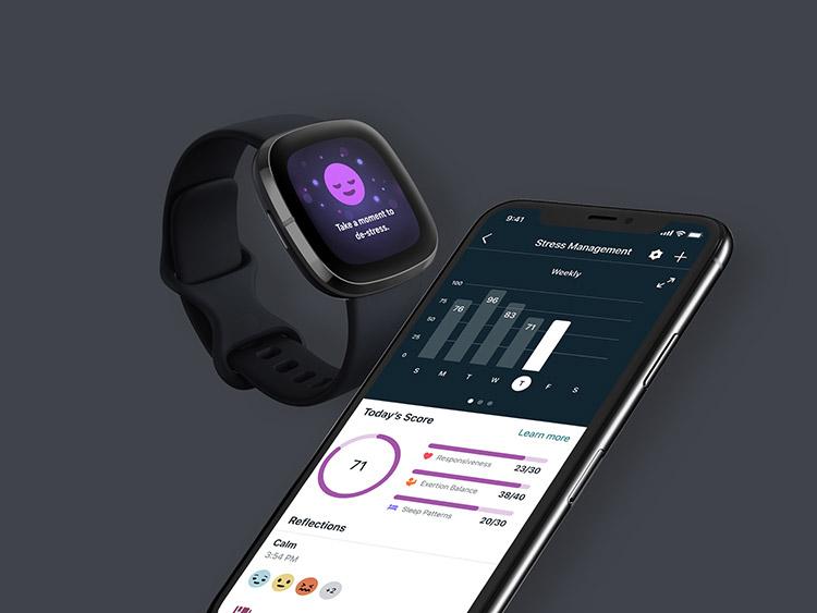 Fitbit заменит все проданные умные часы Sense из-за проблемы с датчиком ЭКГ