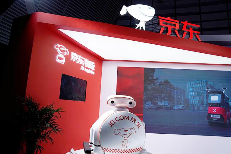 JD.com стал первой онлайн-платформой, принимающей цифровой юань