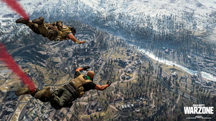 Call of Duty: новый рекорд годового дохода и перенос обновления Warzone
