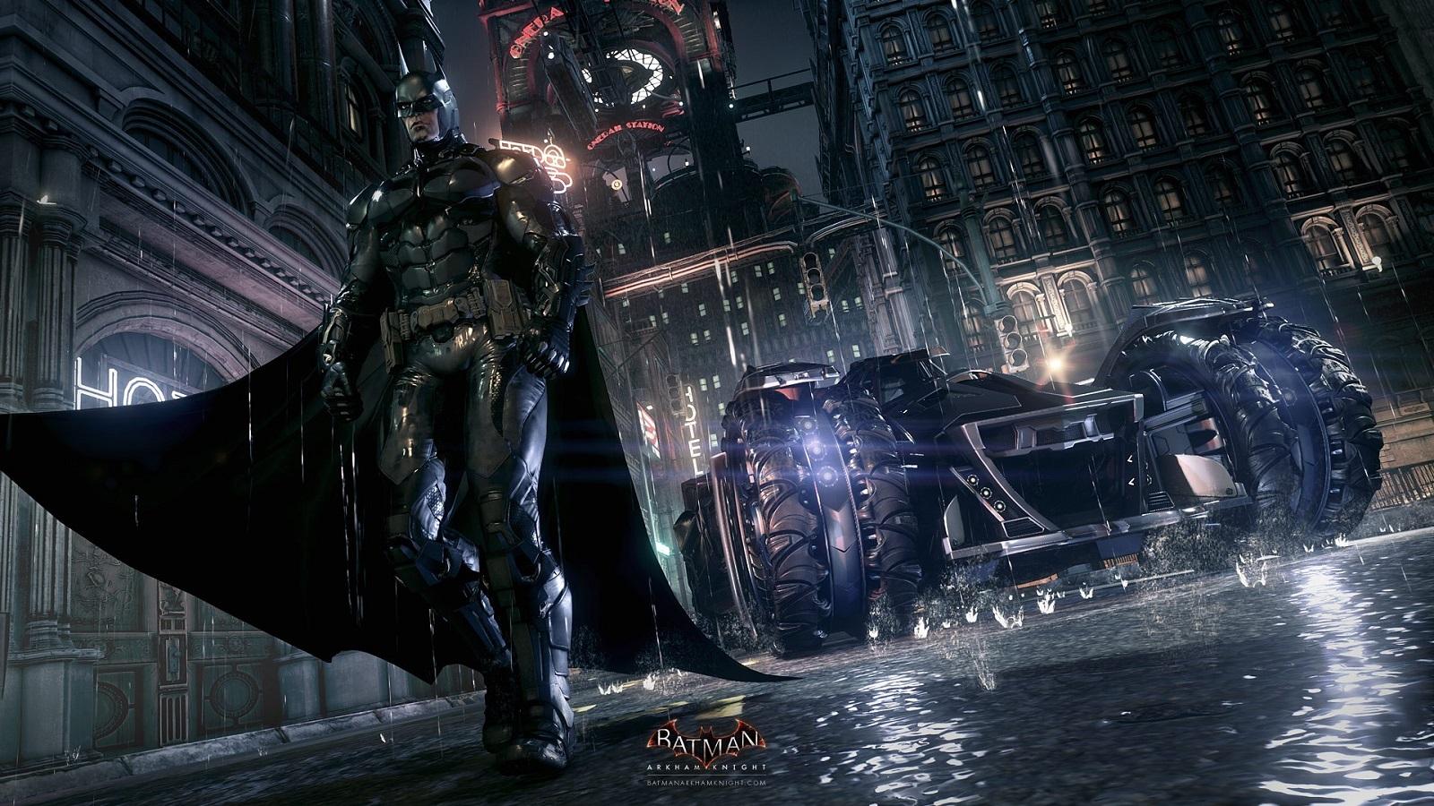 С выходом недавнего патча из Steam-версии Batman: Arkham Knight убрали Denuvo