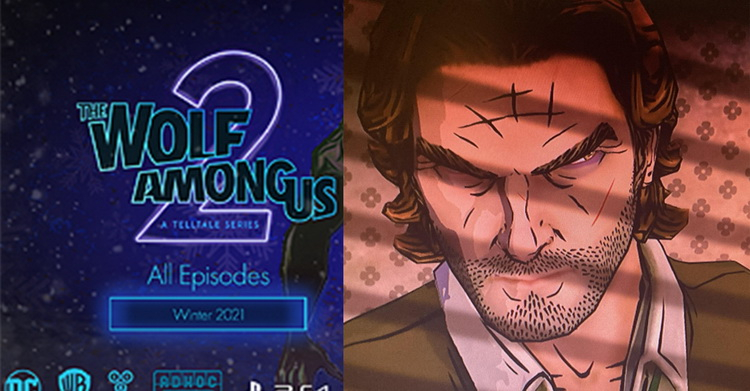 Слухи: The Wolf Among Us 2 выйдет зимой 2021 года — анонс состоится на The Game Awards 2020