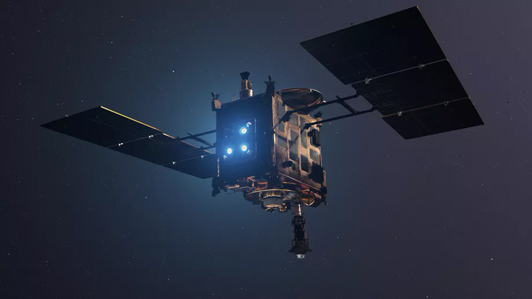 Образцы грунта с астероида Рюгу подготовят к анализу только к лету 2021 года